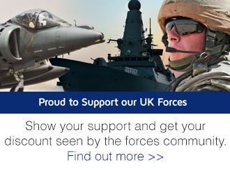 Become a Forces Discount provider