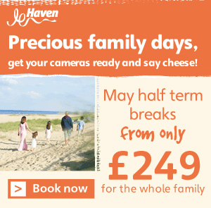 Half term breaks from only �249